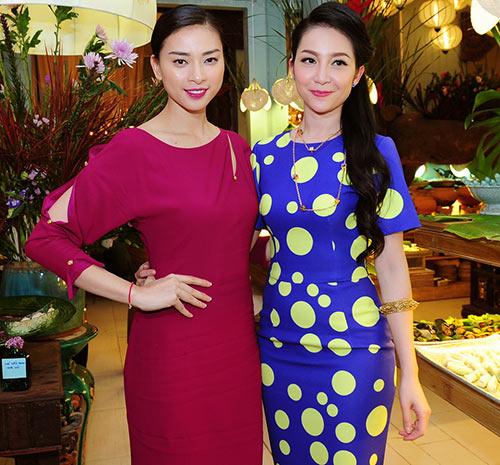 Linh Nga đọ dáng với Ngô Thanh Vân - 1