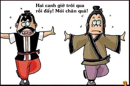 Truyện chưởng hài: Kungfu... bóc dừa - 1