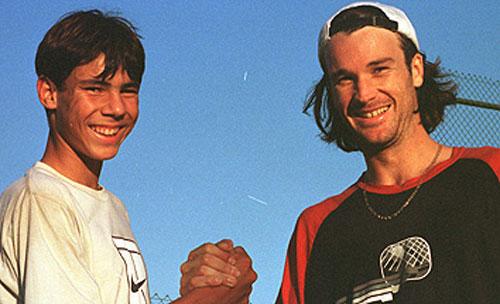 Nadal: Người đặc biệt trong mắt Moya (Kỳ 40) - 1