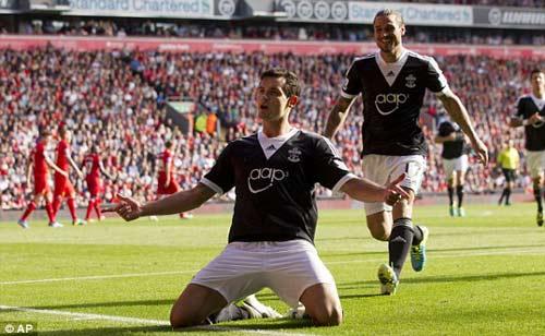Liverpool - Southampton: Đòn quyết định - 1