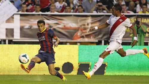 Barca: Tiki-taka đang thật sự thay đổi - 1