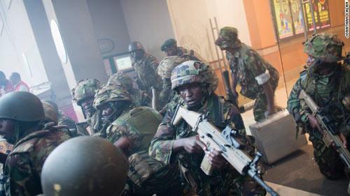 Kenya: Khủng bố tàn sát 39 người giữa thủ đô - 1