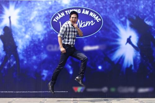 Phan Anh đồng hành cùng thí sinh Vietnam Idol - 1