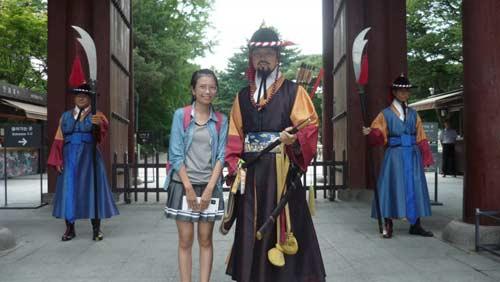 Phải lòng Seoul - 1