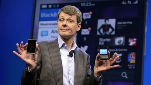 BlackBerry bị thâu tóm với giá 4,7 tỉ USD - 1