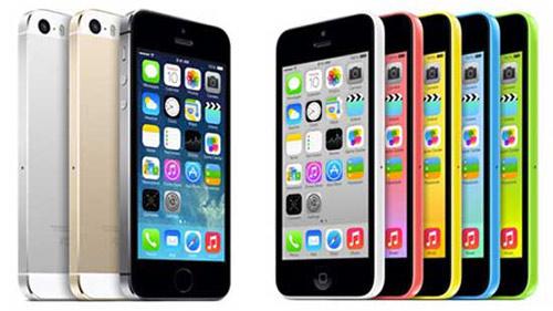 iPhone 5S, 5C đạt kỷ lục 9 triệu máy sau 3 ngày - 1