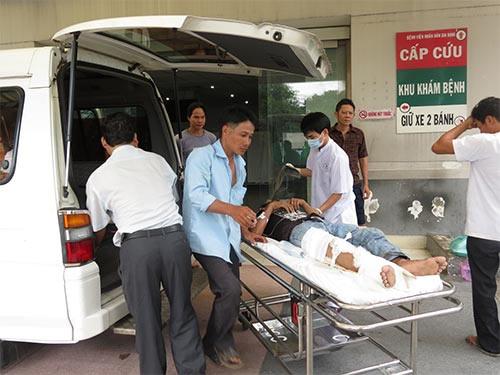 An ninh bệnh viện: Quá nhiều nỗi lo - 1