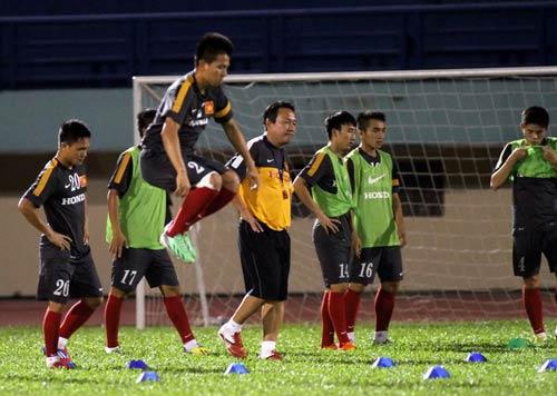 U23 VN-U23 Galatasaray: Quật khởi phút cuối - 1