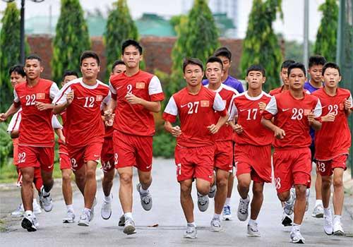 """U16 VN suýt """"gây sốc"""" tại U16 Châu Á - 1"""