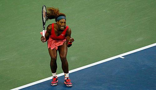 Serena Williams: Số 1 không có tuổi - 1