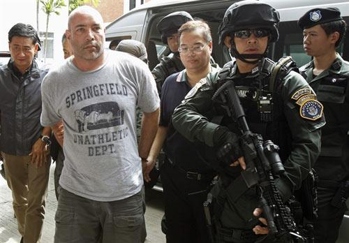 Mỹ: Phá băng giết thuê toàn cựu binh tinh nhuệ - 1