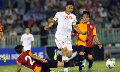U23 Việt Nam - U23 Galatasaray (2-1): Ai học ai? - 1