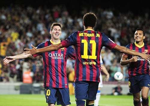 Almeria – Barca: Kỉ lục chờ Tata Martino - 1