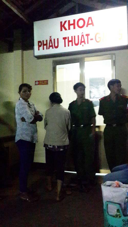 Vụ CSGT bắn nhau: Bắt tạm giam đại úy cảnh sát - 1