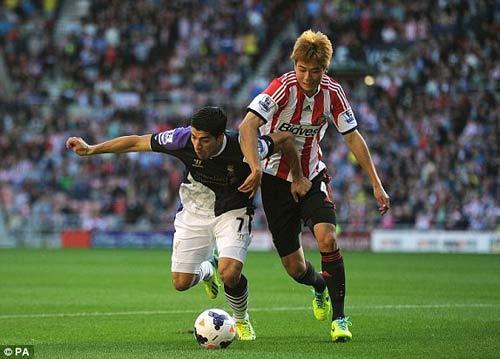 Sunderland–Liverpool: Nanh vuốt sắc nhọn - 1