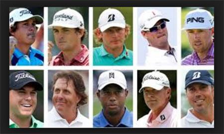 Golf - Điểm mặt 12 hảo thủ của tuyển Mỹ - 1