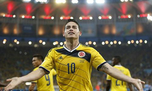 """""""Sát thủ"""" Rodriguez làm ngôi sao ĐT Brazil bất an - 1"""