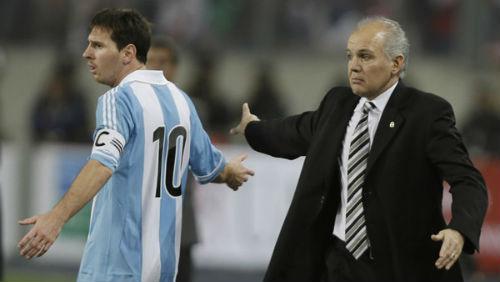 HLV Sabella & Argentina: Cứ phía trước mà tiến - 1