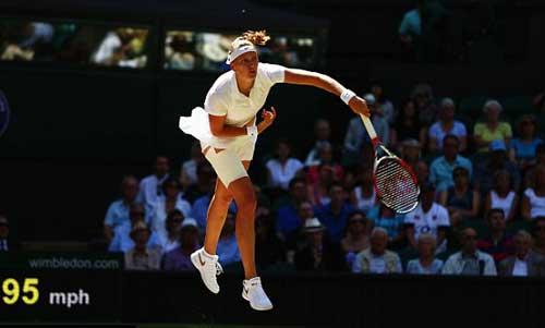 Safarova - Kvitova: Kịch bản cũ (Bán kết Wimbledon) - 1