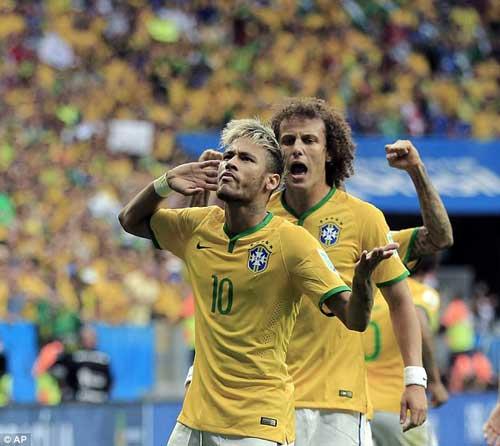 Neymar vs James Rodriguez: Anh tài đụng độ - 1