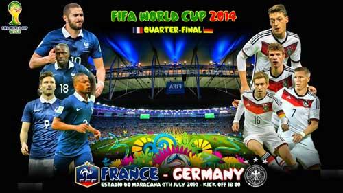 Pháp – Đức: Thù xưa phải trả - 1