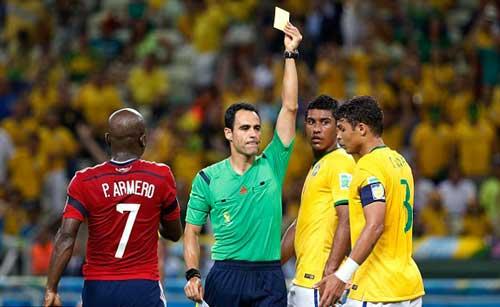 Brazil mất Neymar - Thiago Silva: Như rắn không đầu - 1