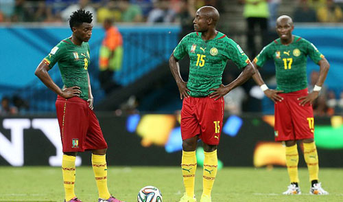 Sốc: Hai trọng tài World Cup bị nghi dàn xếp tỷ số - 1