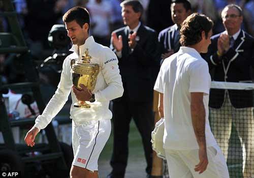Djokovic – Federer: 5 set kinh điển (CK Wimbledon) - 1