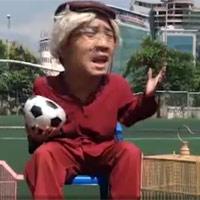 """Clip """"World Cup xa dần"""" thu hút cư dân mạng"""