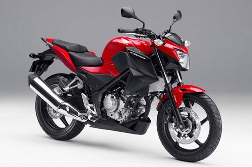 Honda CB250F lộ giá bán 112 triệu đồng - 1