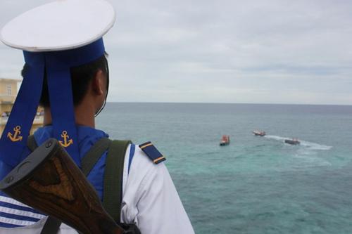 Báo Anh: TQ dối trá và bịa đặt khủng khiếp về Biển Đông - 1