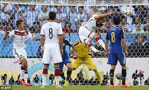 Đức - Argentina: Tột đỉnh vinh quang - 1