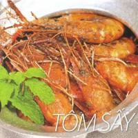 Ngon khó cưỡng những món ăn từ tôm