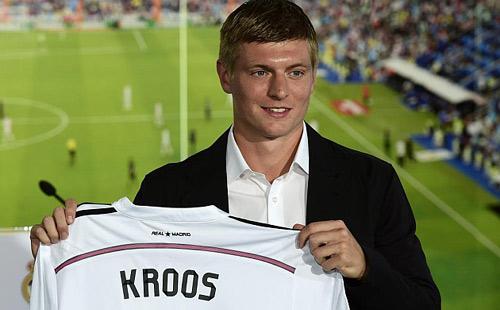 Real: Không mơ mộng quá nhiều ở Kroos - 1