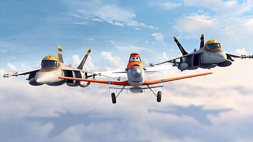 Trailer phim: Planes - 1