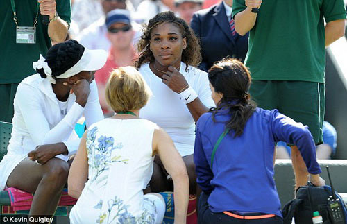 Serena mạnh mẽ trở lại WTA Stanford, Stosur thua tay vợt hạng 406 thế giới - 1