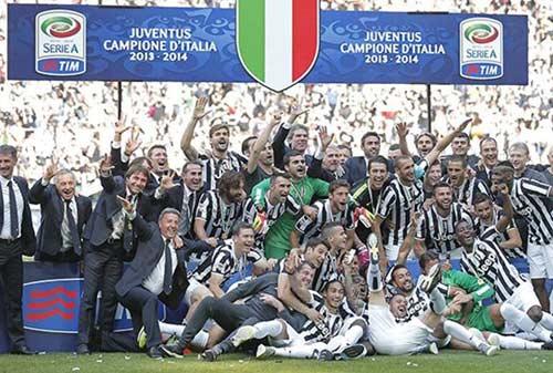 """Juventus """"dễ thở"""" trong ngày mở màn Serie A 2014-2015 - 1"""