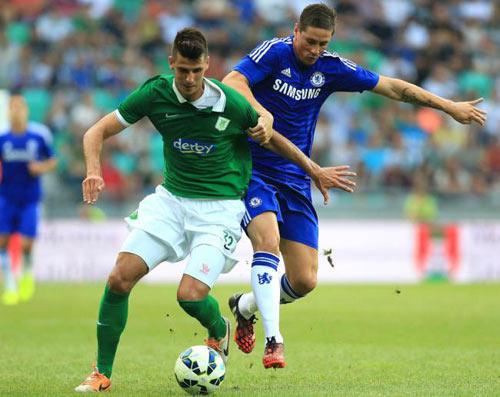 """Mourinho tính bán Cech vì """"hàng ế"""" Torres - 1"""