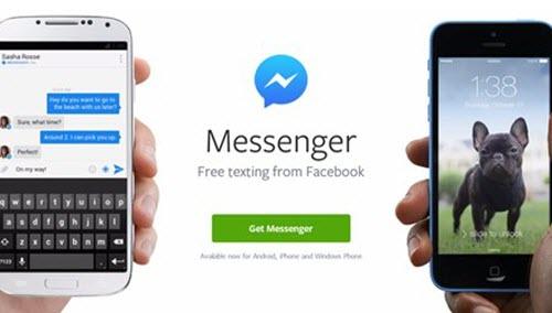 Đằng sau việc Facebook khóa chức năng chat trên di động - 1