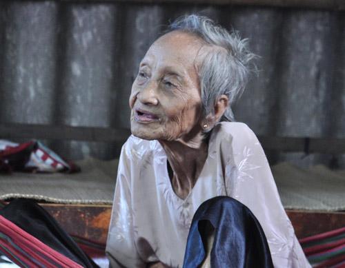 Cụ bà cao tuổi nhất Việt Nam: Có cả trăm con cháu - 1