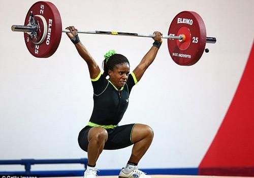 VĐV giành HCV dính nghi án doping ở Commonwealth Games - 1