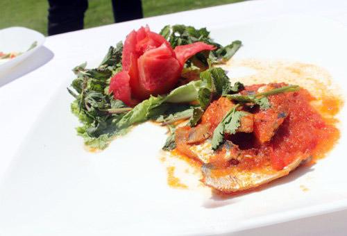 Cá trích kho cà chua kiểu Phan Thiết - 1