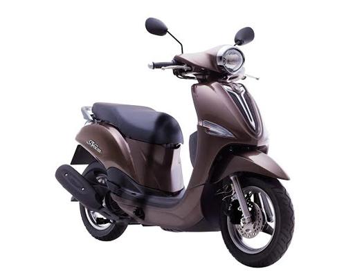 Yamaha Nozza 2014 ra mắt, giá 29 triệu đồng - 1