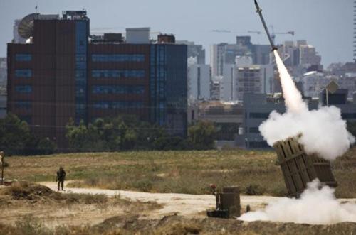 Israel không kích dữ dội Gaza để tiếp thị vũ khí? - 1