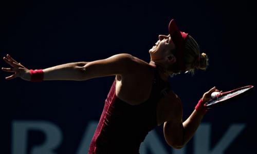 Tennis: Kỷ lục giao bóng thần sầu của Lisicki - 1
