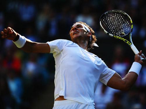 Nadal gặp vận đen trước mùa sân cứng - 1