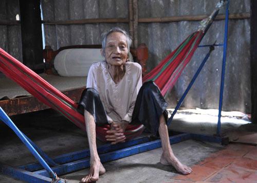 Bí quyết sống trường thọ của cụ bà cao tuổi nhất VN - 1