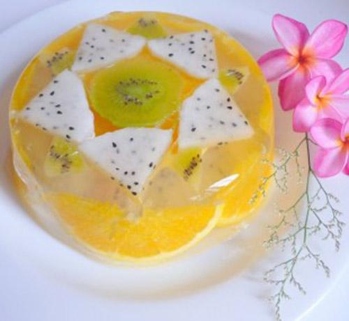 6 món thạch ngọt mát đánh tan nóng hè - 1