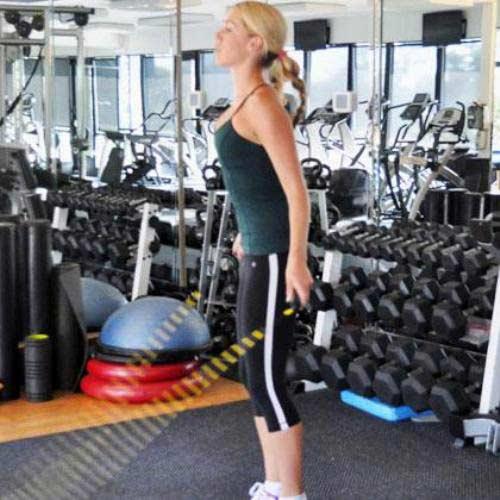 Tập thể dục 10 phút cho vòng eo thon gọn - 1