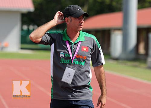 Gặp U21 Malaysia, thầy Giôm gây bất ngờ với U19 VN - 1